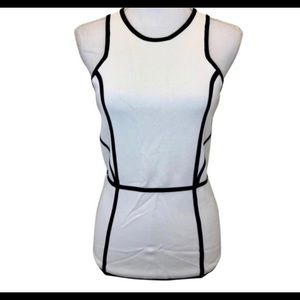 NWOT Intermix Fitted Knit Sleeveless Tank, M